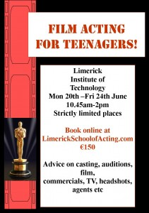 Film acting teens